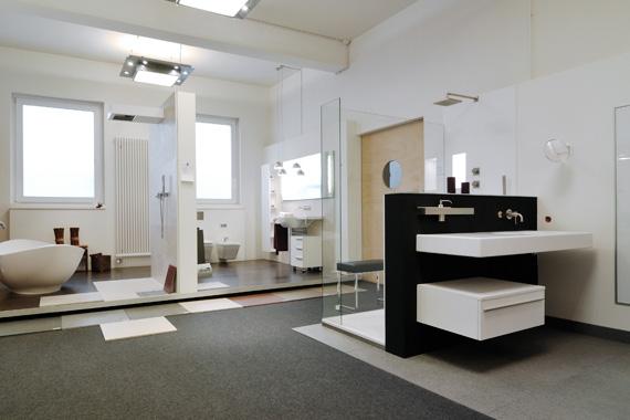 Badausstellung Hannover schöner baden badkonzepte showroom der badausstellung in der